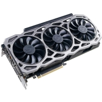 Видеокарта nVidia GeForce GTX1080Ti EVGA FTW3 GAMING PCI-E 11264Mb (11G-P4-6696-KR)
