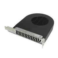 Модуль доп. охлаждения улитка для установки в стандартный слот GreenPower FANCARD-2
