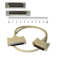 Кабель SCSI внешний HD 68 --- DB 25 Q68D20-A092 1.0M