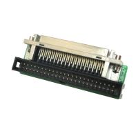 Переходник SCSI внутренний 50 (M) --- внешний HD68 (F) R68A03