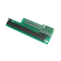 Переходник SCSI внутренний 50 (F) --- внутренний 68 (M) S68D20-NL с терминацией 9 LINES