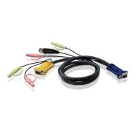 Кабель 2L-5302U USB для KVM переключателя 2.0 метра, Aten