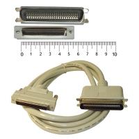 Кабель SCSI внешний HD 68 --- CEN 50 D95011 1.8M