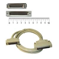 Кабель SCSI внешний HD 68 --- HD 50 D95510 3.0M
