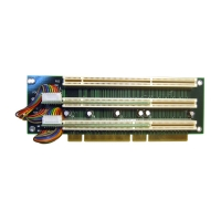 Ризер 2U RISER CARD (3.3V) 3*64 BIT/ FOR 2U (1 LAYER) 581022-00