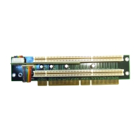 RISER CARD (3.3V) 2*64 BIT/ FOR 2U (1 LAYER) CLM-581021-00