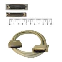 Кабель SCSI внешний DB 25 --- HD 50 HPDB50M-DB25M D82510 1.8M