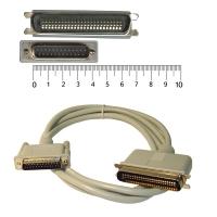 Кабель SCSI внешний DB 25 --- CEN 50 72511 1.8M