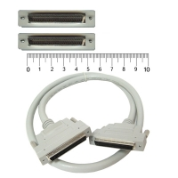 Кабель SCSI внешний HD 68 --- HD 68 D98611S 1.8M