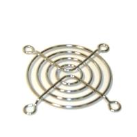 Решетка хромированная 60x60мм решетка-гриль, FAN-GUARD-6cm, для защиты лопастей вентилятора