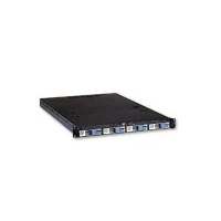 Серверный корпус 1U GHI-140 350Вт 4xHot Swap SCA-2 (EATX 12x13, Slim FDD+CD, 700mm), AKIWA
