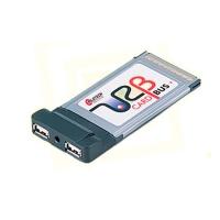 КОНТРОЛЛЕР USB 2.0 CARDBUS (PCMCIA CARD) PILOTECH U031 2 PORT