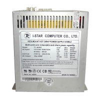 Блок питания ATX TC-400R2 400Вт (2x400Вт) с резервированием, EPS12V, PS2x2 (ВхШхГ 218.6х175х174)