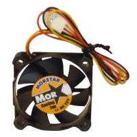 Вентилятор для корпуса 50х50х10мм, 3пин, керамический подшипник, CERAMIC FAN, MS-5010