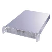РАСПРОДАЖА Серверный корпус 2U CLM-SSL-7206A 8xHot Swap SCA2 HDD (EATX 12x13) серебро