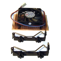 LOW PROFILE Вентилятор (Socket 604) FSB533 CU8TB TITAN BBF FOR 1U CASE/COOPER BASE