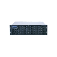 INFORTREND EonStor A16F-G1A2-M1 16-Bay FC-TO-SATA 3U RACKMOUNT 128Mb cache