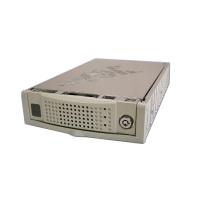"""Корзина MAP-F310S 1x5,25"""" с функцией """"горячей замены"""" для 1х3.5""""  для IDE HDD в SATA, металл, черная"""