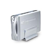 """Внешний корпус 3.5"""" (USB2.0 + ESATA) MS-35US алюминевый (для IDE и SATA HDD) ext box"""