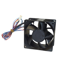 Вентилятор для корпуса 80x80x50.8мм, 3пин, 30.1А, 3100RPM, GFB0812HHG, Delta Electronics