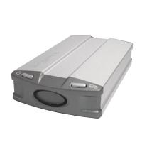 """Внешний корпус 3.5"""" (USB2.0) MS-LCD35BP LCD, BACKUP функция (для IDE HDD) ext box"""