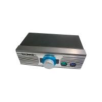 Переключатель KVM IC IC-712-C KVM Switch 2 порта, металлический корпус, кабели в комплекте