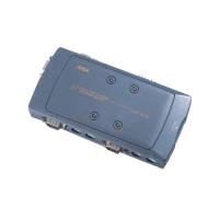 Переключатель KVM ATEN CS-914C 4 порта, кабели в комплекте
