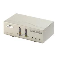 Переключатель ATEN VS-0202 VIDEO MATRIX Switch 2 порта на вход --- 2 порта на выход