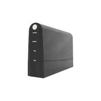 """Внешний корпус 3.5"""" (USB2.0 + ESATA)  SI-2166SUS (для SATA HDD) черный ext box"""