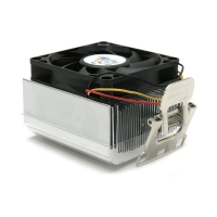 Вентилятор (Socket AM2/754/939/940) GLACIALTECH 7210 (до 4200+ AMD64/OPTERON)