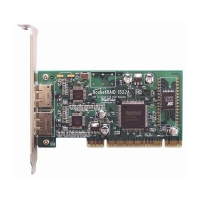 Контроллер HighPoint RocketRAID 1522 2 eSATA PORT SATA II PCI RAID 0,1, JBOD to 2 HDD + CABLES