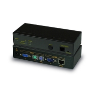 Remote Console OXCA DCP-200 2 port KVM switch for use with KCC-104E/KCC-108E/KCC-116E, PS/2