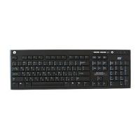 Клавиатура BTC 5107 Black PS/2
