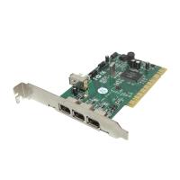 Контроллер IEEE-1394, 3 порта, PCI, Fireware, Netifo