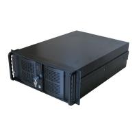 Серверный корпус 4U NR-N4038L (EATX 12x13, 3x5.25ext,1x3.5ext, 4x3.5int, 578мм)черный,NegoRack