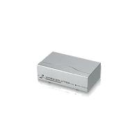 Видео разветвитель VGA 1 --- 2 монитора VS-92A VIDEO SPLITTER 200MHZ (1920x1440@60Hz), Aten