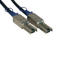 Кабель Mini SAS Cable, SFF-8088 to SFF-8088, длина 2 метра, SAS-009, Negorack