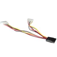 Переходник питания 4pin (Molex) на SATA ATAS415