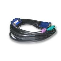 Кабель для KVM консоли Negorack MDR 3.0 метра NR-CC30, PS/2+USB