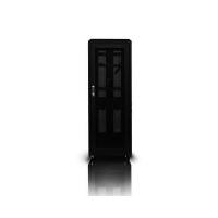 """Серверный шкаф 19"""" 36U RackPro EA68A37 (600х800х1800), перед дверь перфор (блок вентиляторов) черный"""