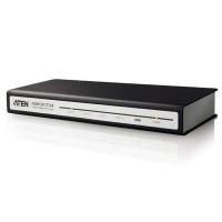 Видео разветвитель HDMI 1-4 монитора VS-184 VIDEO SPLITTER HDMI (1900x1200@60Hz), (мод.VS184), Aten