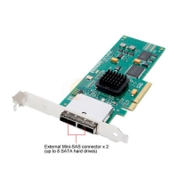Контроллер PCI Express RAID SAS LSI Logic SAS3801E (LSI00138) SINGLE