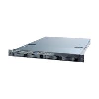 """Сервер 1U для монтажа в стойку 19"""" GIGABYTE XEON 2x3GHz/1GB/2*500Gb Raid 0,1/Dual Lan/CD"""