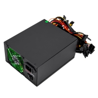 Блок питания ATX 500Вт NR-PSU5002 (24pin+8pin) 2x80mm fan, PS/2, EPS12V, Negorack