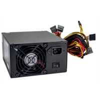 Блок питания ATX 600Вт NR-PSU6002 (24pin+8pin) 2x80mm fan, PS/2, EPS12V, Negorack