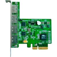 Контроллер HighPoint RocketRAID 644 4 EXT eSATA PORT PCI-e 2.0 RAID 0,1,5, JBOD to 4 HDD