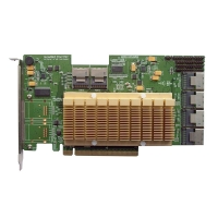 Контроллер HighPoint RocketRAID 2760(RTL) PCI-Ex16, 24port-int SAS/SATA 6Gb/s, RAID 0/1/5/10/50/JBOD