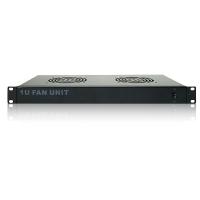 Система охлаждения вентиляторная полка 1U RackPro FSDY2F (2 вентилятора) для серверной стойки