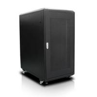 """Серверный шкаф 19"""" 47U RackPro EA6A47 (600х1000x2200), перф, черный, вентиляторы/розетки в комплекте"""