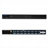 """Переключатель KVM NR-MK116C, 19"""" rackmount, 1U, PS/2&USB, 16 портов, слот для IP модуля, Negorack"""
